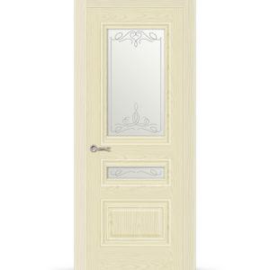 Межкомнатная дверь Сити-Дорс Элеганс-2 стекло